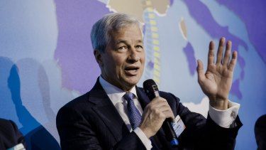 """""""We've never had QE like this before, we've never had unwinding like this before"""": JP Morgan Chase head Jamie Dimon."""