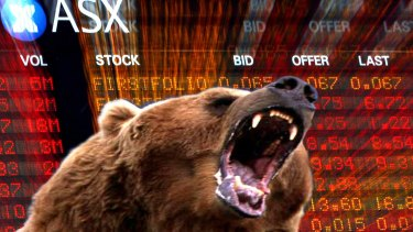 A quarter of the ASX 200 is in a bear market, with no signs of recovery.