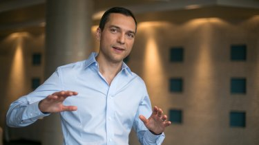 Nathan Blecharczyk, co-founder and chief technology officer of Airbnb.