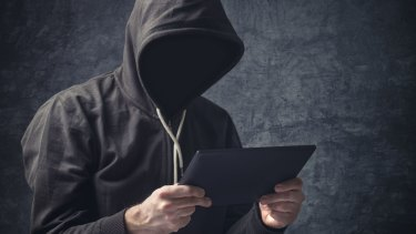 Scammers are nameless, faceless thieves.