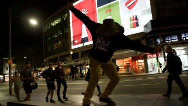 Timing: The Australian Drug Foundation says 3am closures may be effective in reducing violence.