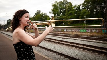 Shannon Barnett: There's a lingering perception that women can sing jazz but not play.