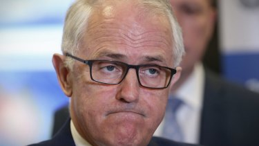 Prime Minister Malcolm Turnbull delivered a strident defence of free trade.
