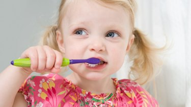 Dentists are concerned about levels of tooth decay in many toddlers.