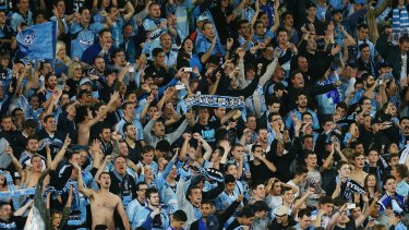 Sydney FC fans who want to head to the grand final may have to fork out five times the face value for tickets.
