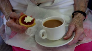 More than 1 million Australians received aged care in their home.