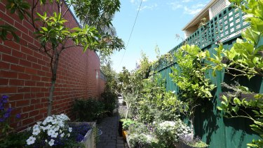 A laneway garden in North Carlton, cultivated by local residents for a decade, was ripped out in March by Yarra Council after complaints.