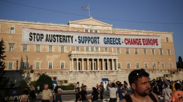 'The Greeks dislike austerity but they want to stay in the euro' says Deutsche Bank economist Michael Spencer.