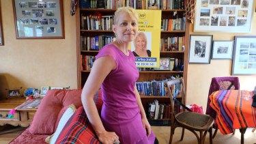 Rachel Carling-Jenkins praised hard-right preacher Danny Nalliah in her maiden speech.