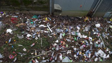 Time to clean up: NSW could have its very own container deposit scheme within months. The questions is, what will it look like?