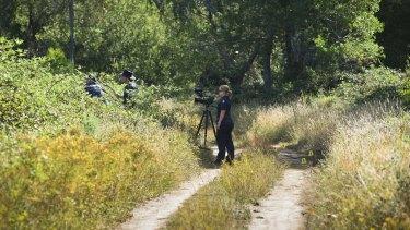 Karen Chetcuti's body was found on a track off Buffalo River Road.