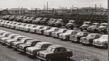 Our Detroit: The Ford Motor Company in Victoria in 1951.