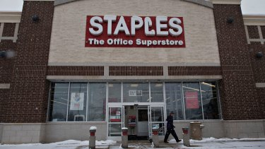 Staples wanted to buy Office Depot in 2015