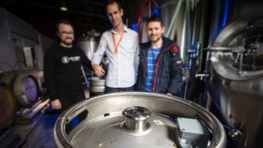 Binary Beer is operating out of iAccelerate at the University of Wollongong.