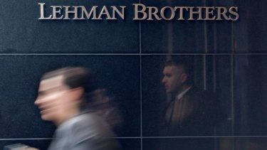On the eighth anniversary of its collapse the spirit of Lehman Brothers is looming over the market. Are investors right to be worried?