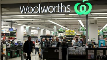 One supplier said Woolworths was winning over suppliers because it was 'supporting brands'.