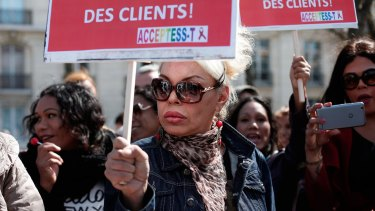 France's new law means clients of prostitutes face fines and must attend classes on the harms of prostitution.