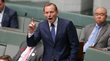 Tony Abbott is preparing to write a sequel to <i>Battlelines</i>.