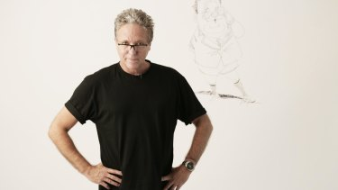 Cartoonist Bill Leak.