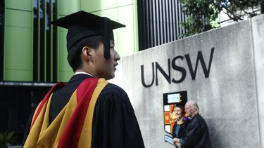 "UNSW has touted the research and science precinct as a ""global first""."