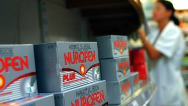 Nurofen Plus contains codeine and is only available with a prescription from February 1.