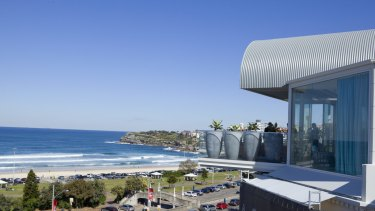 The Swiss Grand Hotel has been converted into PACIFIC Bondi Beach.