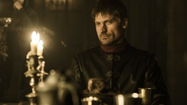 Jaime, played by Nikolaj Coster-Waldau, discovers the true black heart of Cersei in Game of Thrones' finale.