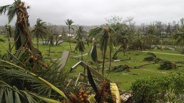 Paradise pounded: Vanuatu in the wake of Cyclone Pam   20150315_Vanuatu_Port Vila Cyclone Pam damage_CARE_Inga Mepham4.jpg