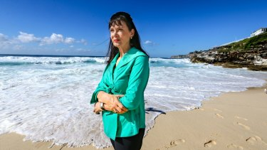Alexandra Joel, author of a new book <i>Rosetta: A Scandalous True Story</i>.