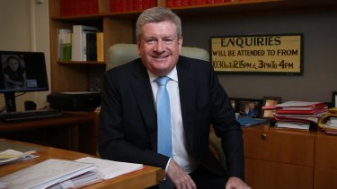 Communications and Arts Minister Mitch Fifield.