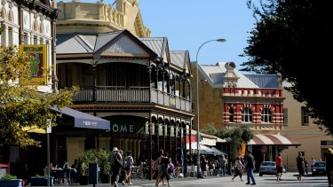 Fremantle mayor Brad Pettitt is concerned the sale will hinder economic growth in the CBD