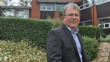 Honoured: ANU Professor Warwick McKibbin.