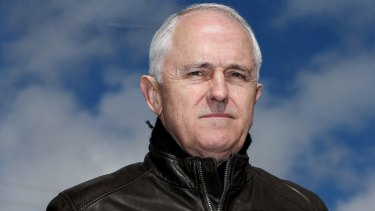 The redistribution of federal seats could threaten Malcolm Turnbull's majority.