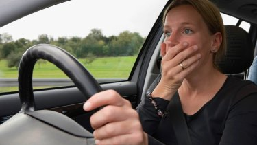 The biggest fears among drivers is other drivers being reckless behind the wheel.