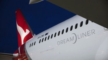 Qantas will debut its longest flight, from Perth to London, in March and said demand has been higher than expected.