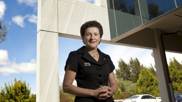 Susan Pascoe of the Australian Charities and Not-for-profits Commission.