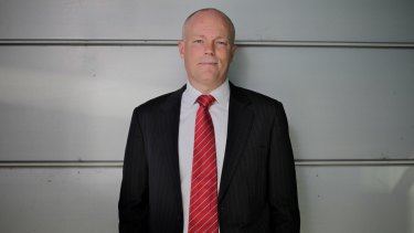 Cooperation needed: Alastair MacGibbon is special adviser on cyber security.