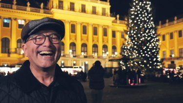 Gregg Wallace explores Vienna, one of the most Christmassy cities in the world.