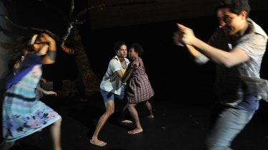 Stolen is the second production by the National Theatre of Parramatta.