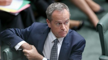 One-third of voters support Bill Shorten's Labor