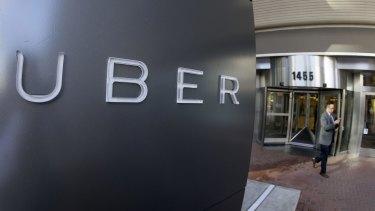 Uber recently tapped the debt market for $US2 billion.