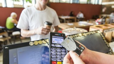 The retail industry estimates its costs from receiving debit card payments have risen by hundreds of millions of dollars.