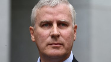 Insiders say suggestions Riverina MP Michael McCormack was a contender for the role of leader were a combination of wishful thinking and mischief-making.
