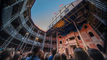 The Pop-Up Globe, conceived in Auckland, is coming to Melbourne in September.