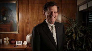Chief Justice French's judicial career spans 30 years.