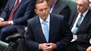Prime Minister Tony Abbott (pictured) and Foreign Minister Julie Bishop have previously raised concerns about transparency and governance issues related to the bank.
