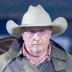 Bruce Green, 62, died in hospital after he was charged by a bull at a Tamworth rodeo on Saturday night.