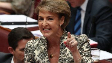 Minister for Jobs Michaelia Cash accused the union of scaremongering.