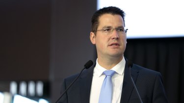 ACT Liberal senator Zed Seselja has taken on driving the adoption reforms begun by former prime minister Tony Abbott as a personal cause.