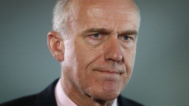 Liberal senator Eric Abetz is opposed to any preference deal with the Greens.